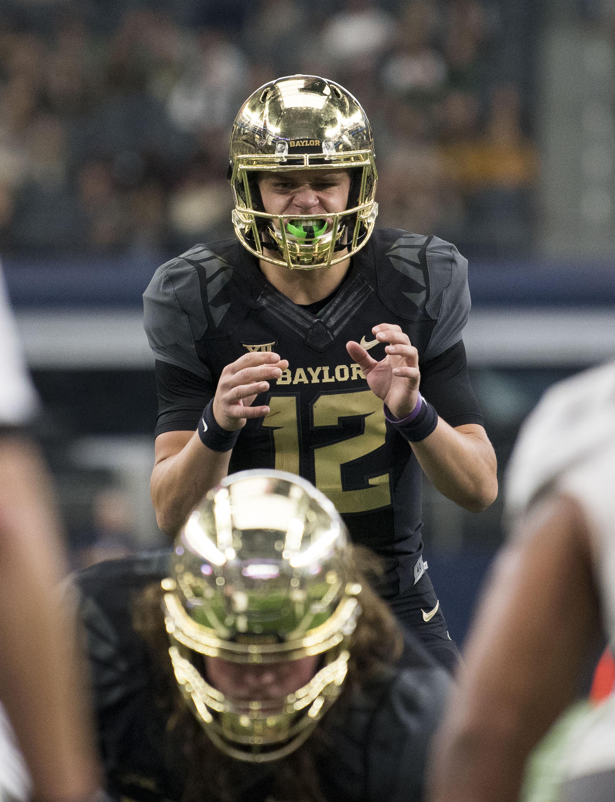 NCAA Football: Texas Tech at Baylor