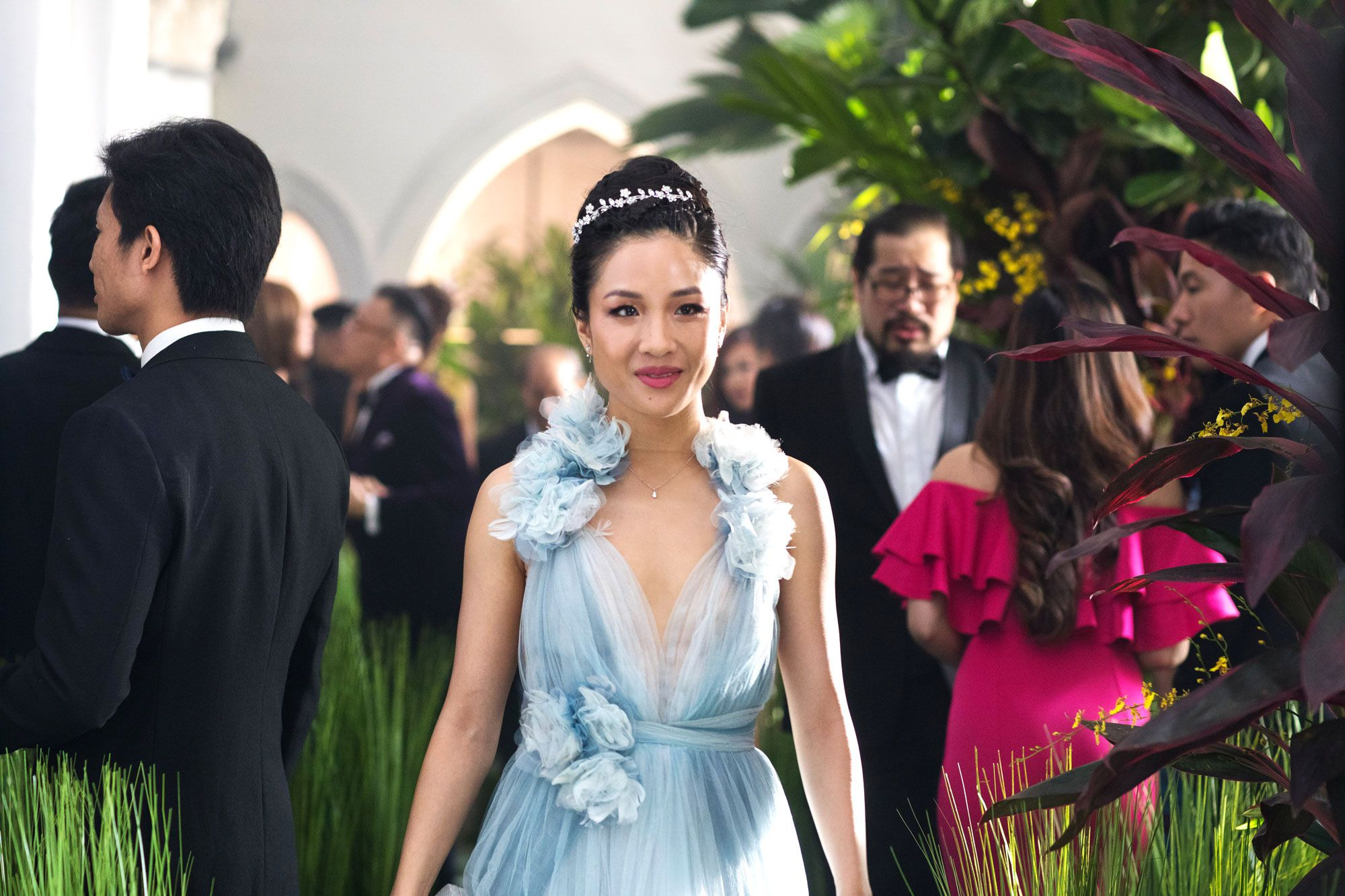 Crazy Rich Asians is a dazzling, sumptuous success
