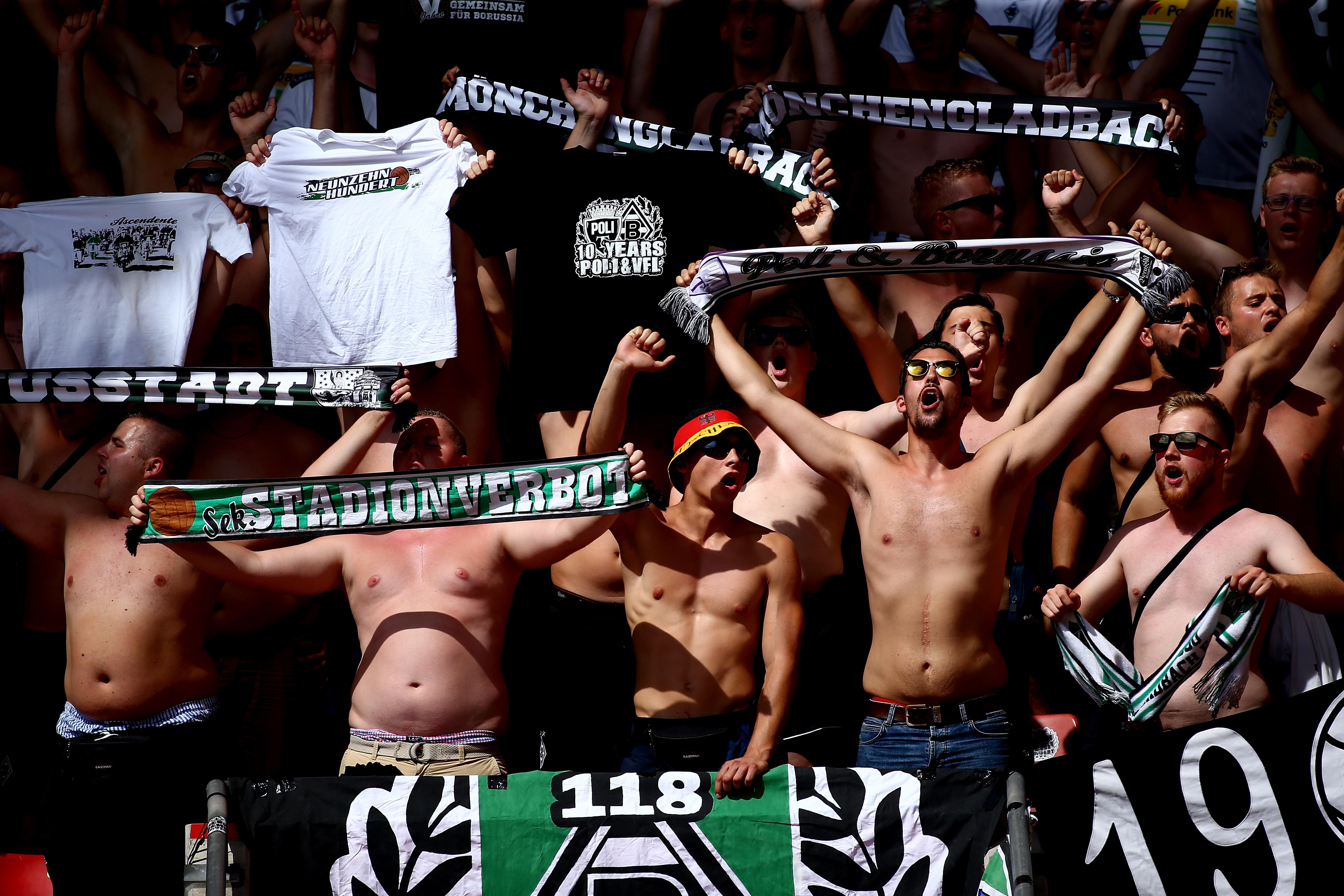 Southampton v Borussia Monchengladbach - Pre-Season Friendly