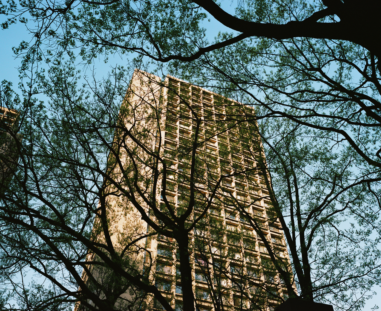 Inside NYU's Silver Towers and Washington Square Village