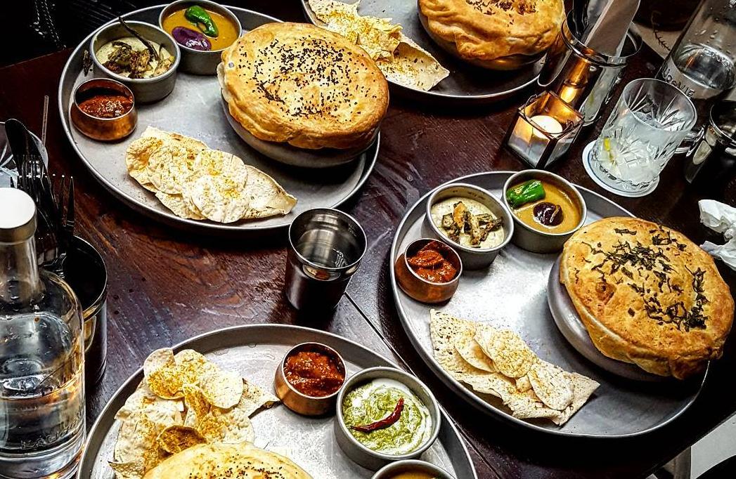 Biryani at DUM Biryani in Soho, the restaurant from Dhruv Mittal that had planned to open in Spitalfields Market, east London