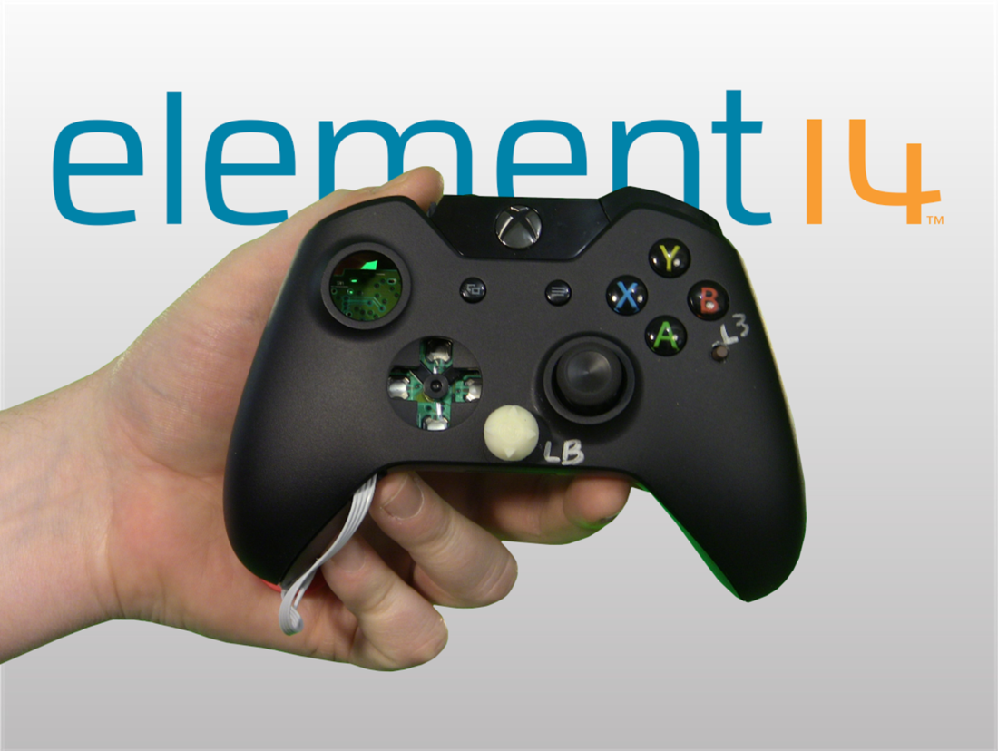 Ben Heck creates accessibility mod for the Xbox One controller
