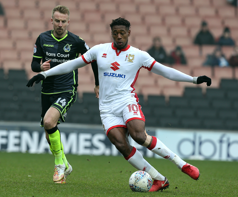 Milton Keynes Dons v Bristol Rovers - Sky Bet League One