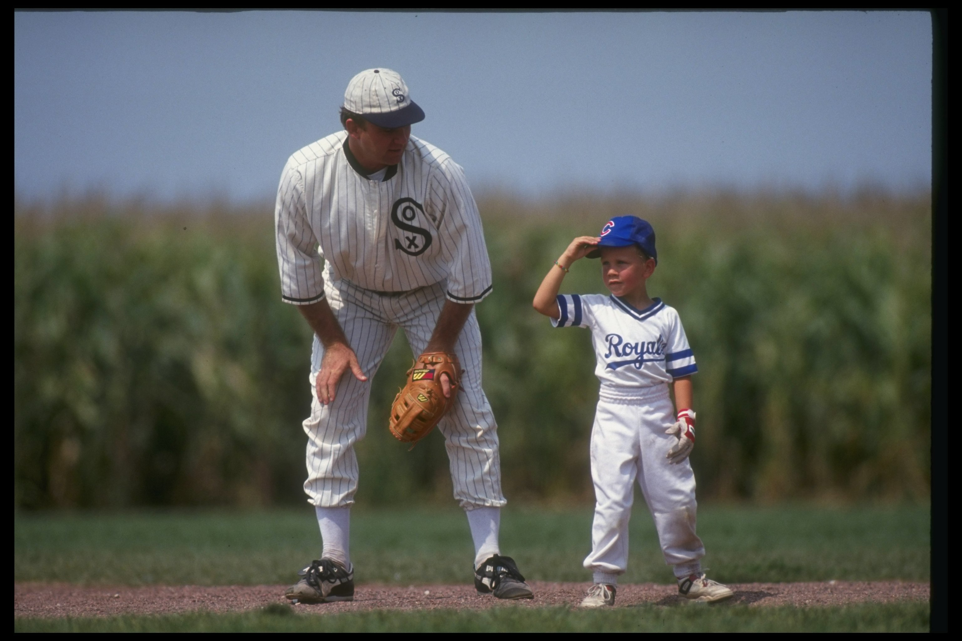 Film location for the movie 'Field of Dreams'