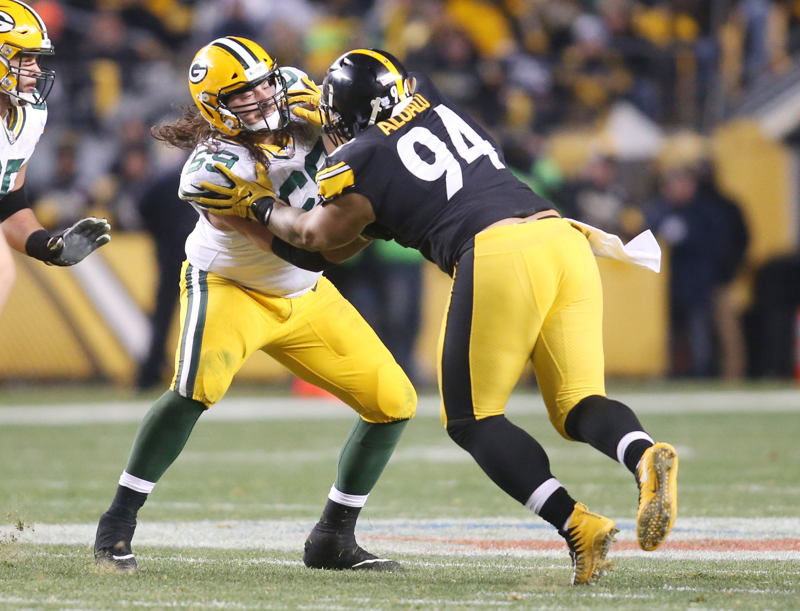 NFL: Green Bay Packers at Pittsburgh Steelers