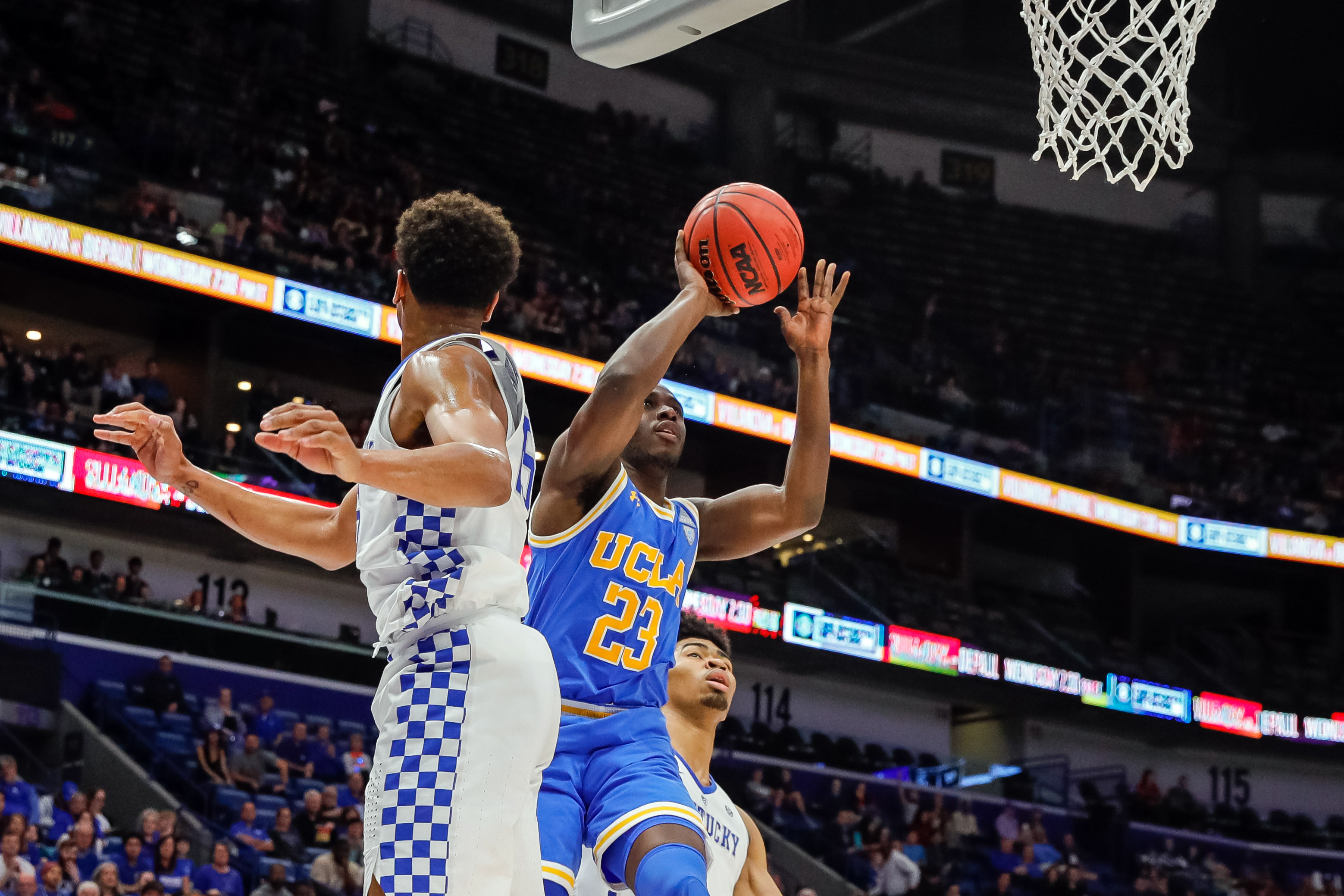 a look at the 2018 ucla basketball non conference schedule bruins