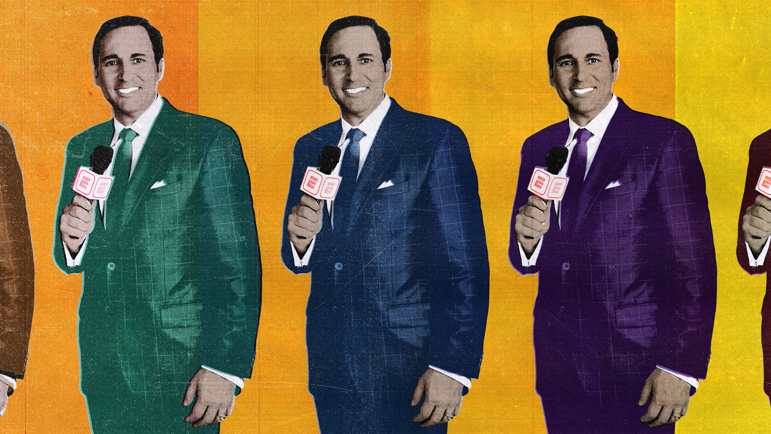 "cf18eb56961 ""You Didn t Tune in to a Football Game to Feel Like S---""  Why ESPN Chose  Joe Tessitore to Rebuild Its Relationship With the NFL."