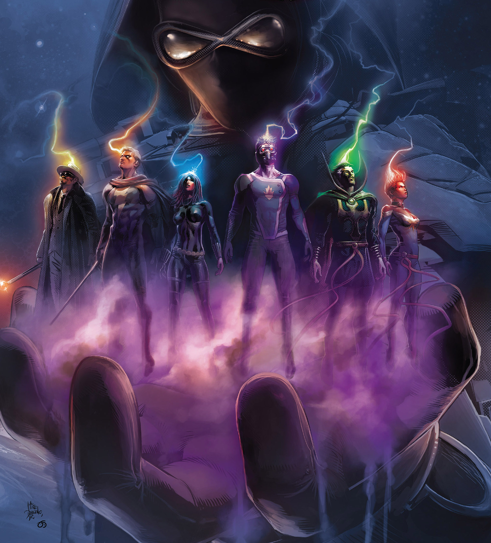 infinity wars #2 cover