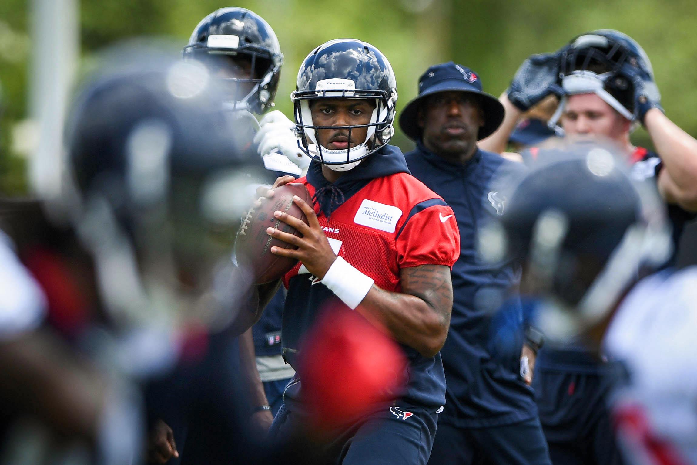 NFL: Houston Texans-Minicamp