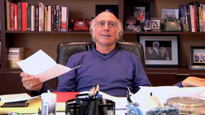 Will Ferrell Wants You To Vote >> Larry David Profile and Activity - Funny Or Die