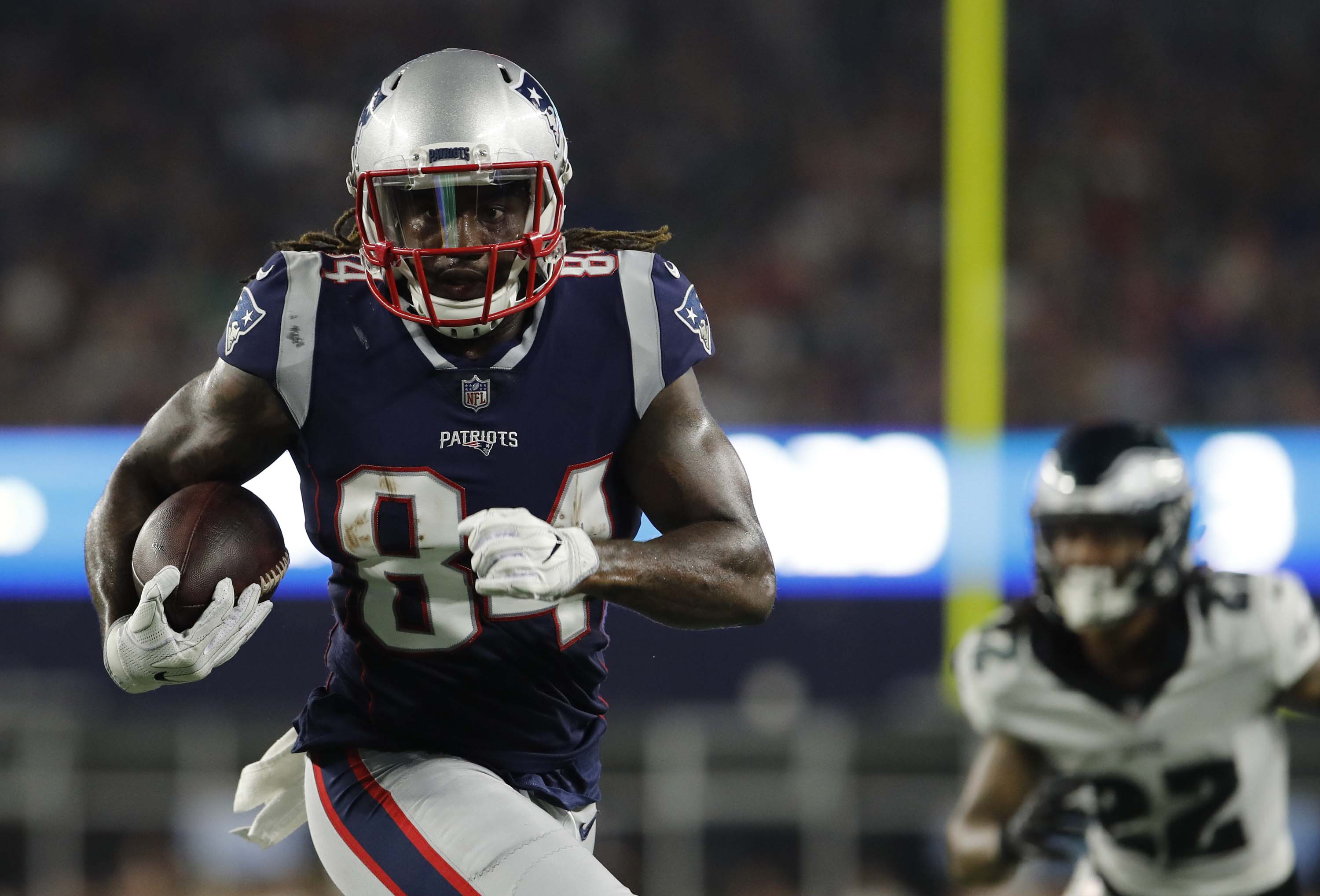 outlet store sale 1bb6b b1cd6 Watch: Cordarrelle Patterson still making defenders look ...