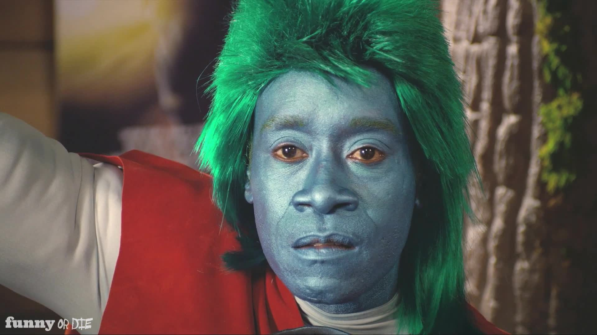 captain planet 2 - funny or die