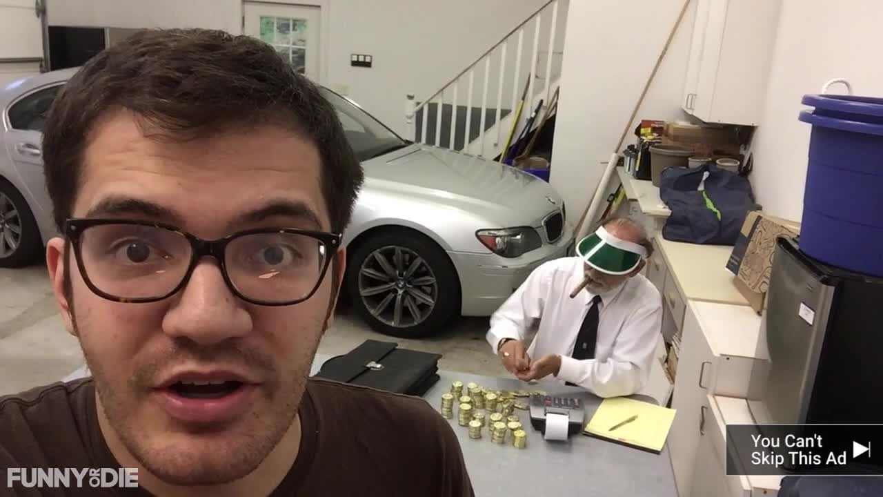 Why is tai lopez rich