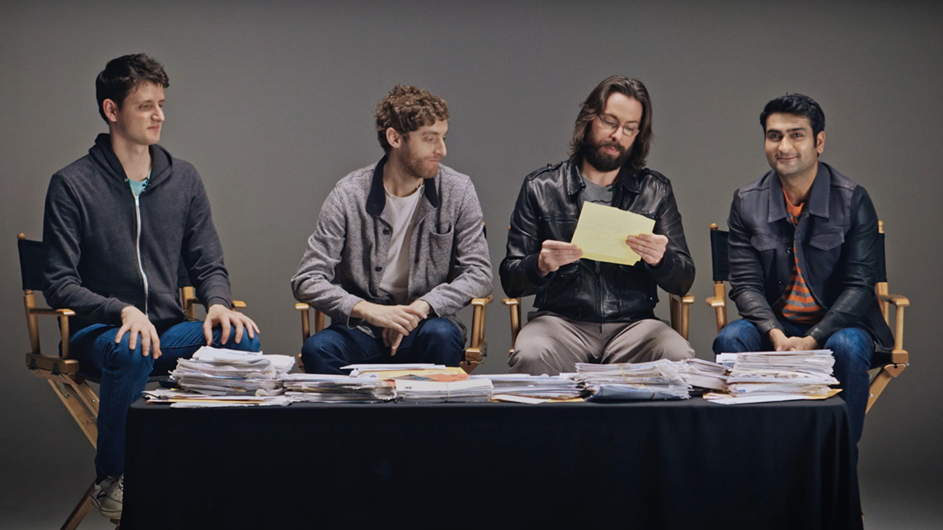 The Cast Of Silicon Valley Reads Fan Mail Funny Or Die