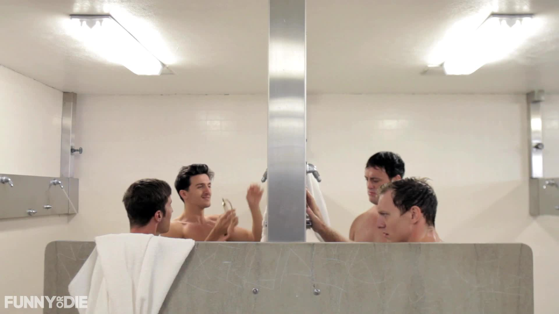 Jock shower