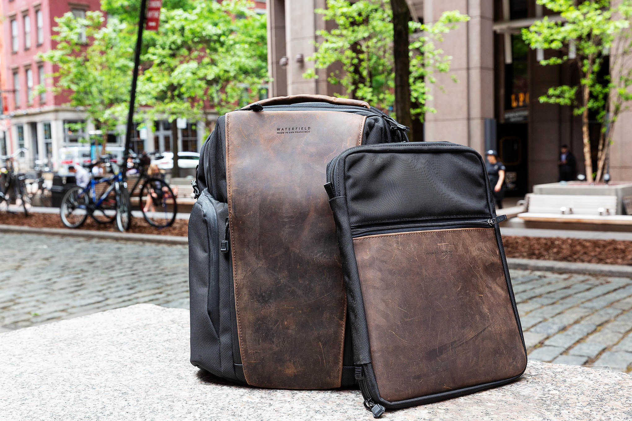 c4ce0ea727 Waterfield Design s latest backpack won t make you look like a teen at the  office