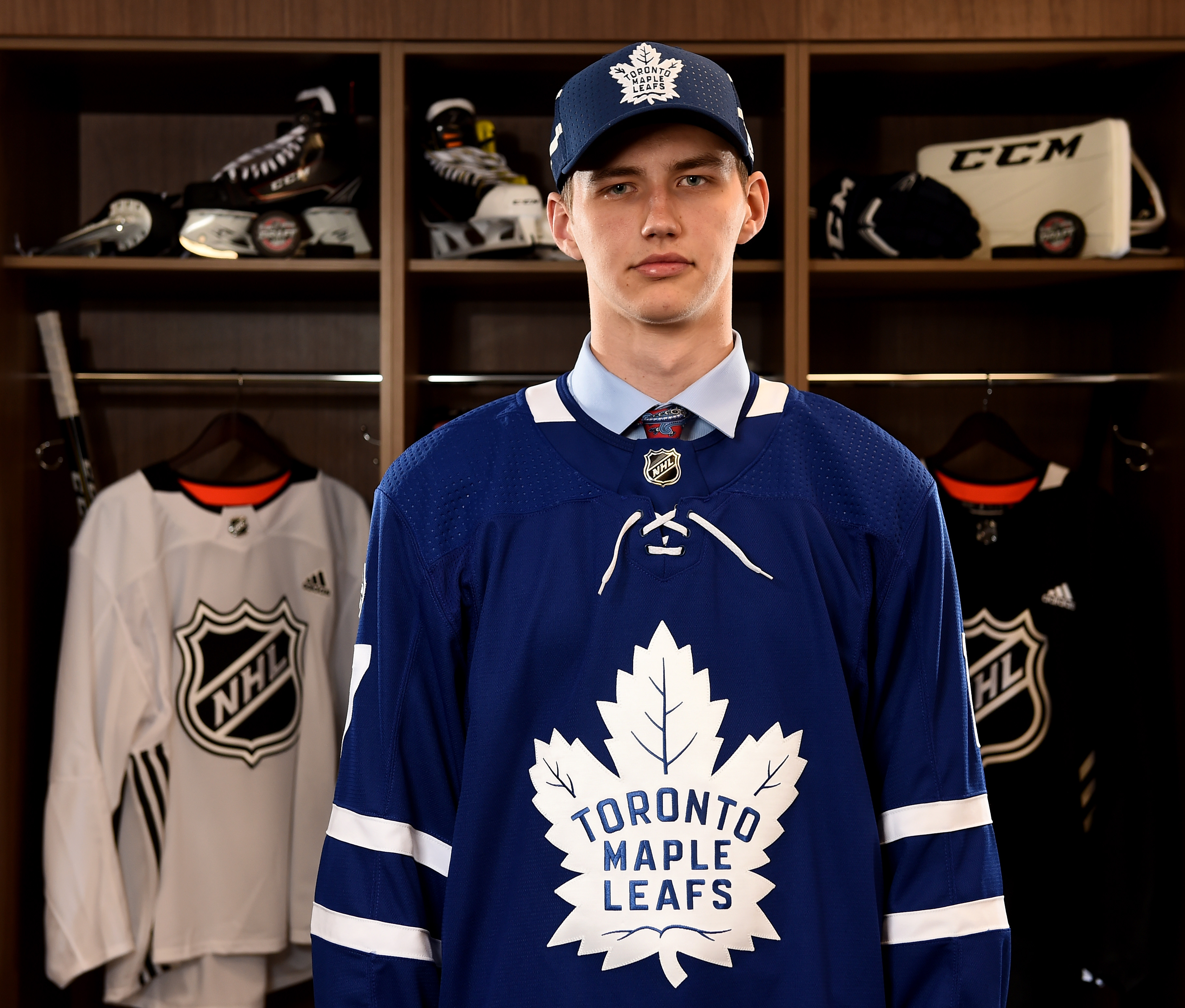 b1567590e How deep is the Maple Leafs prospect pool  - Pension Plan Puppets