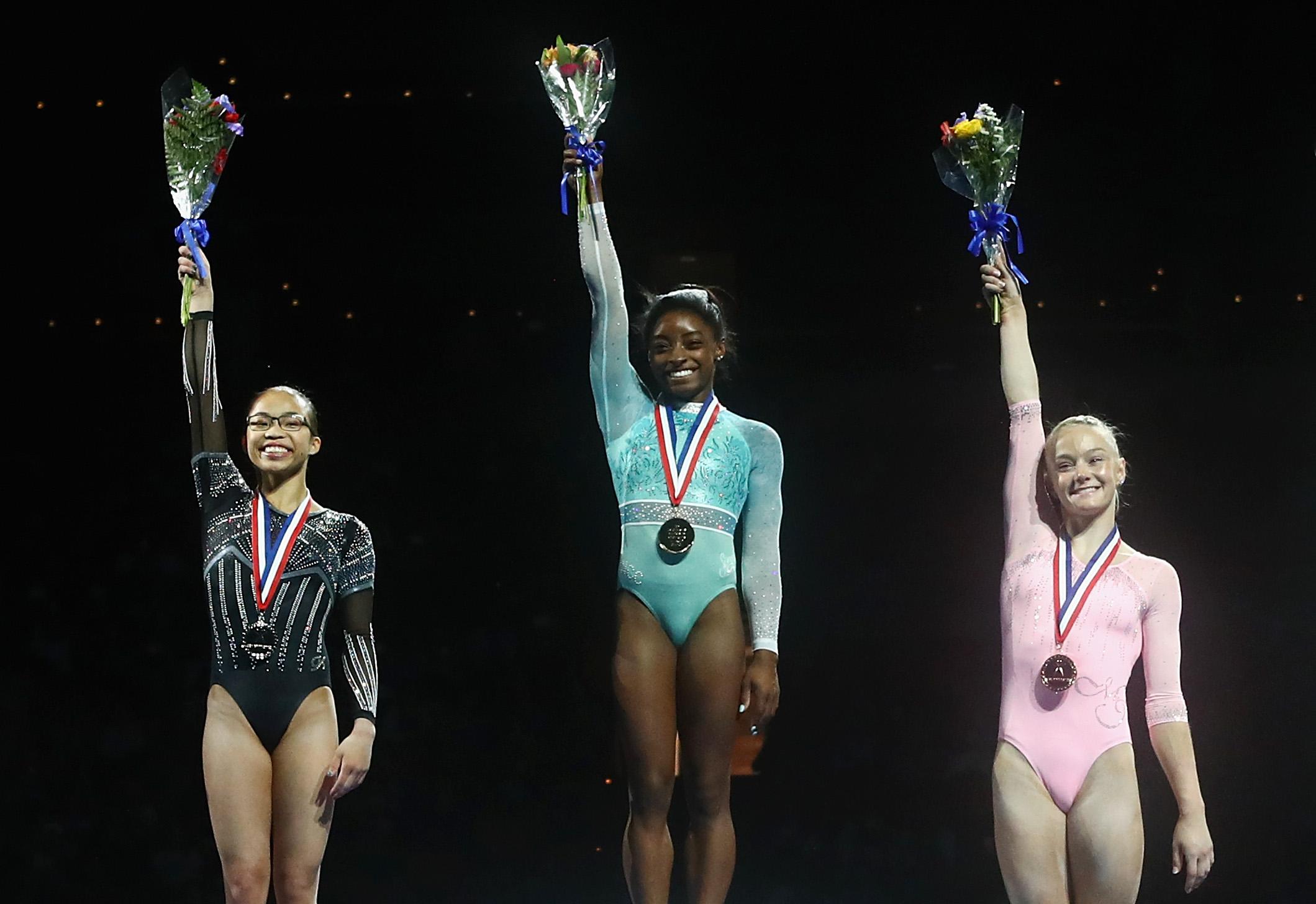 U.S. Gymnastics Championships 2018 - Day 4