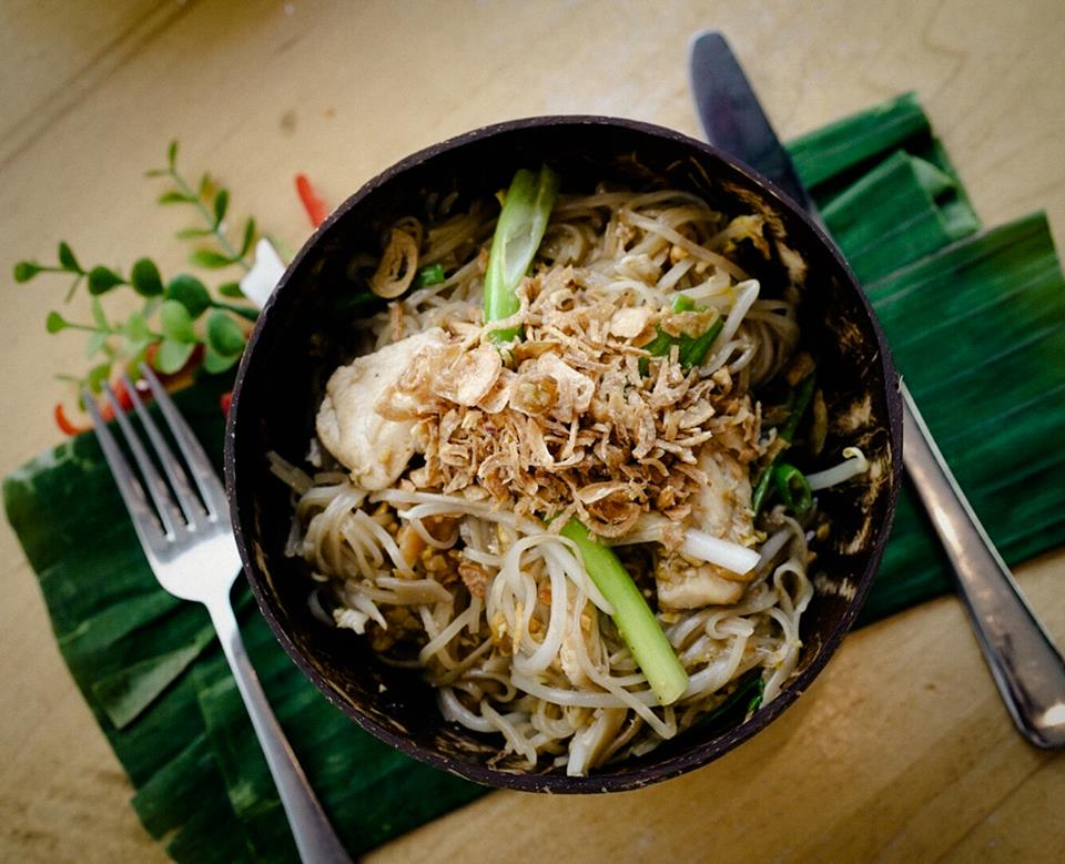 A Noodle-Filled Thai Food Paradise Opens in Downtown Boston