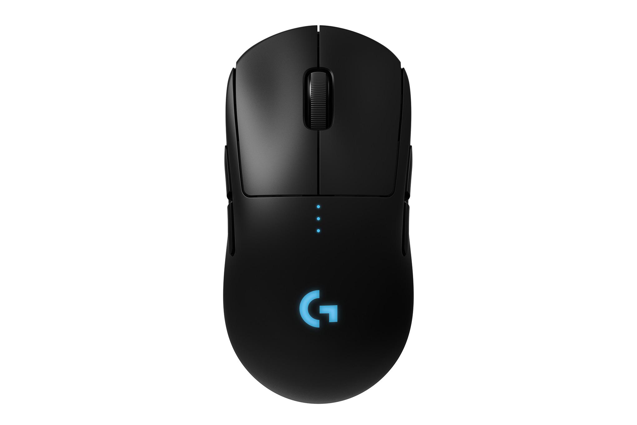 Logitech's Pro Wireless mouse is already an Overwatch League