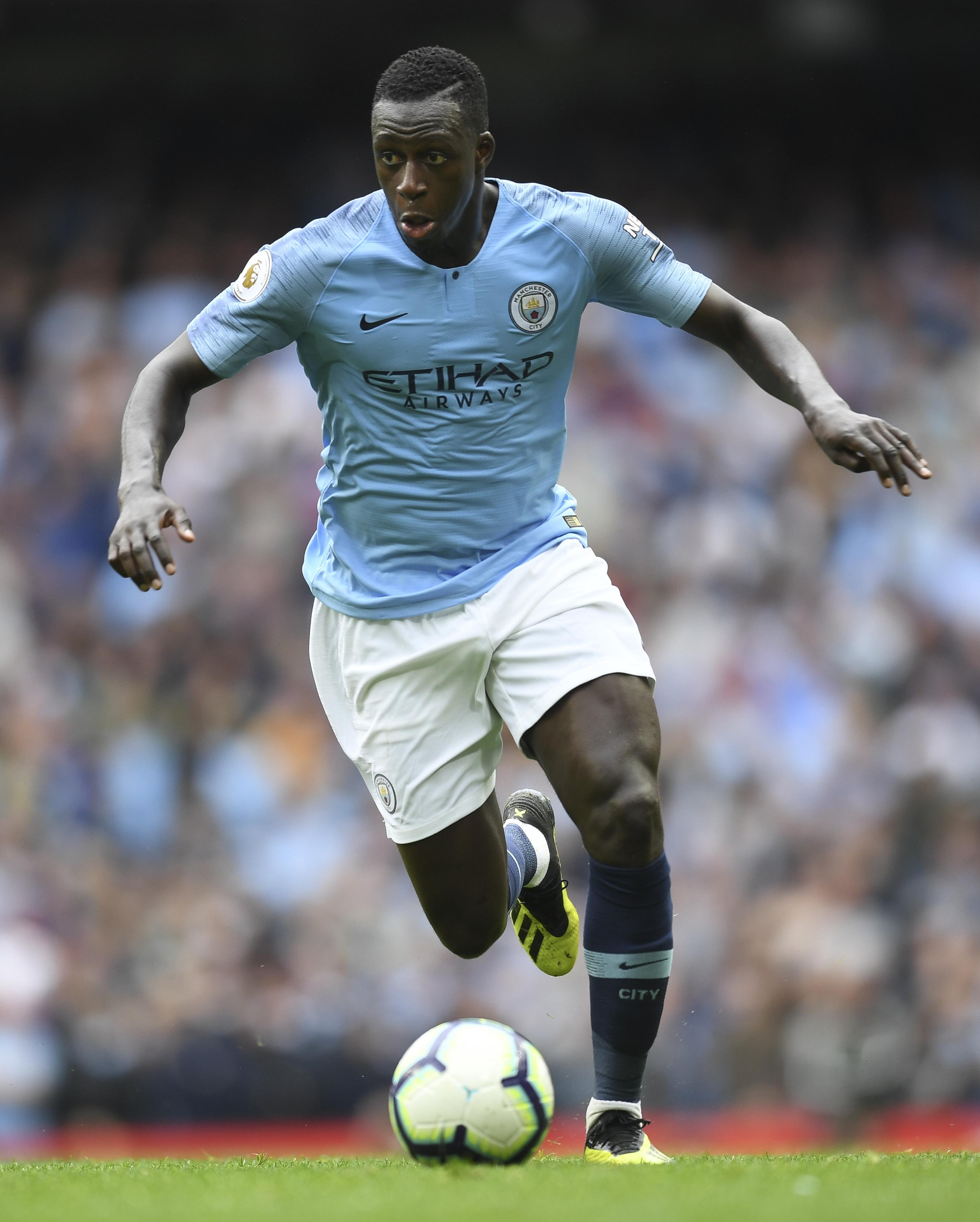 Benjamin Mendy - Manchester City - Premier League