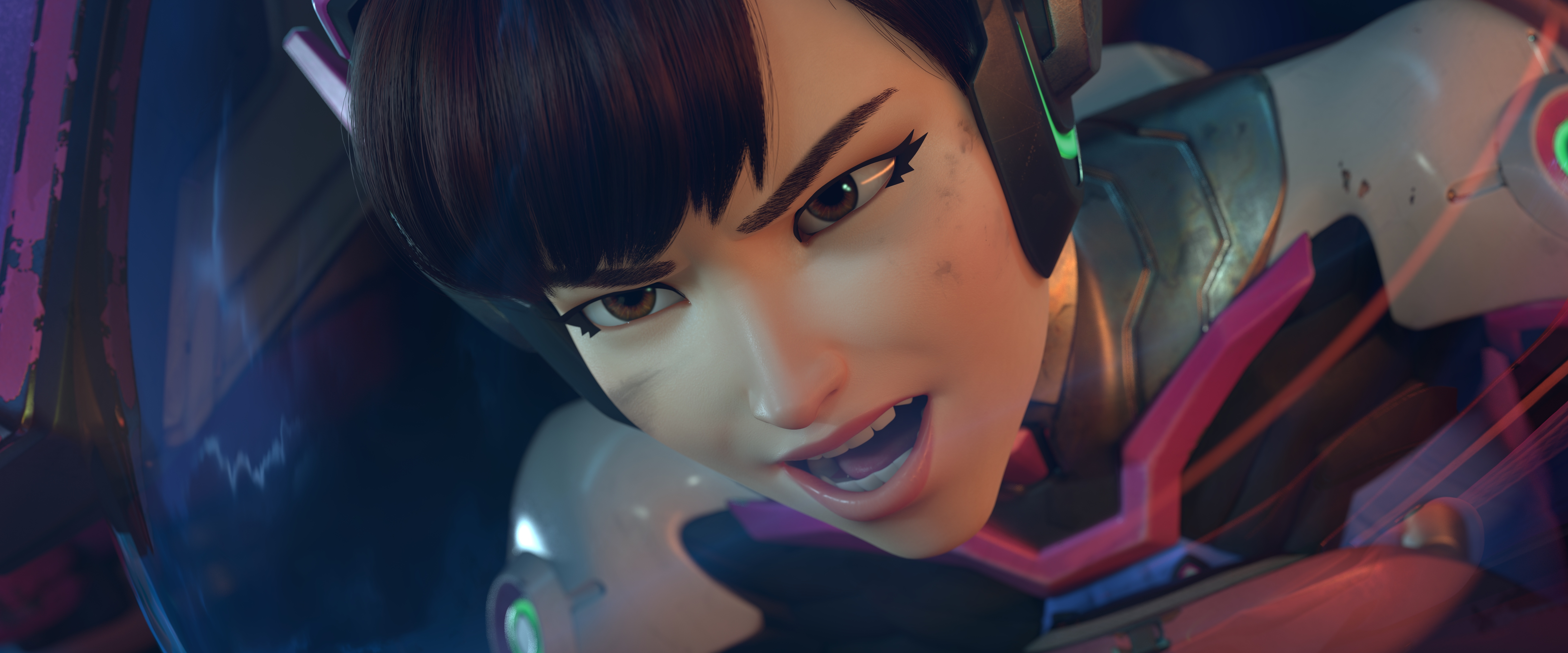 overwatch s new animated short is a glittering look at d va the verge