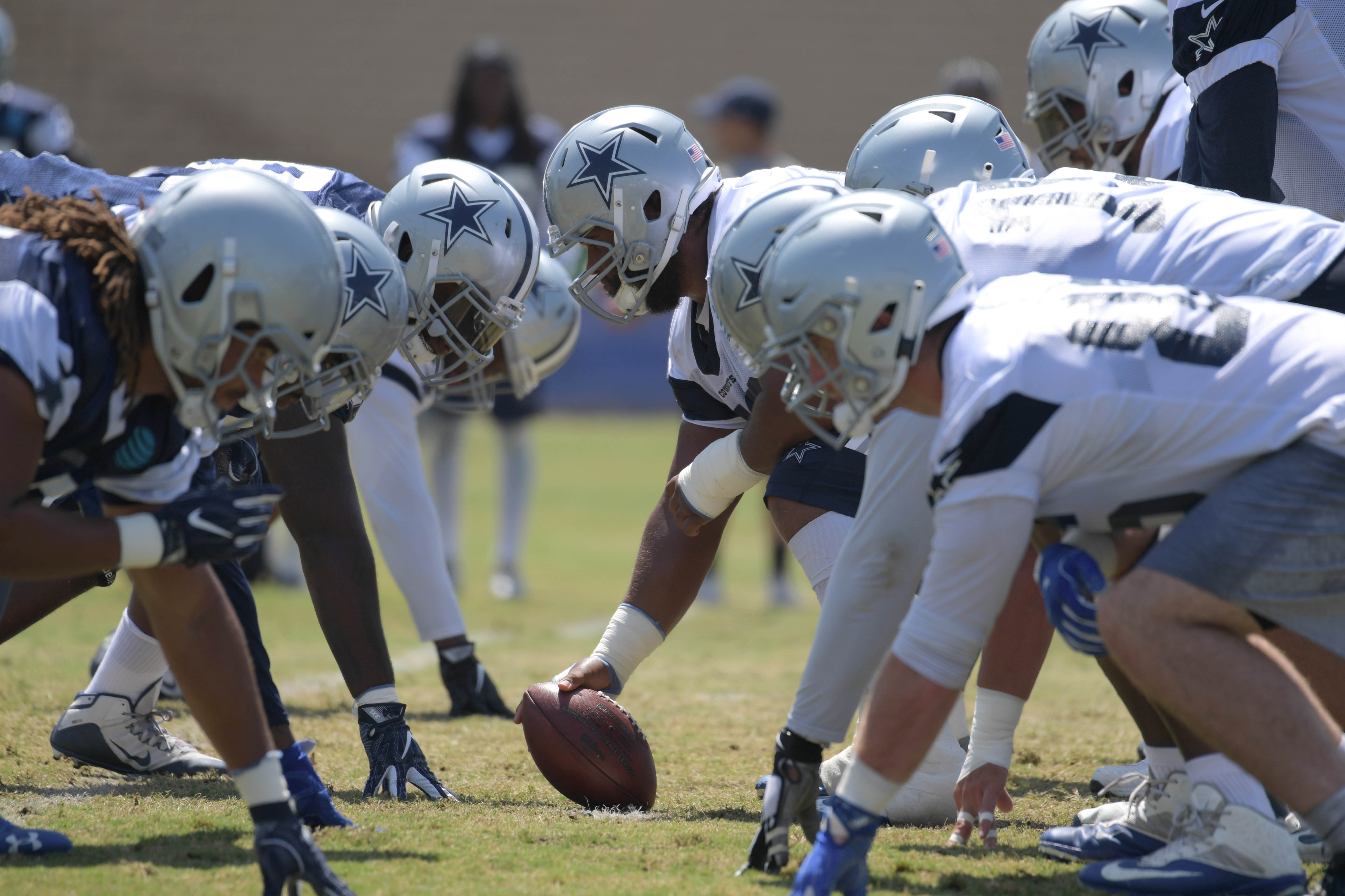 4714c767186 10 different 53-man roster projections for the 2018 Cowboys season