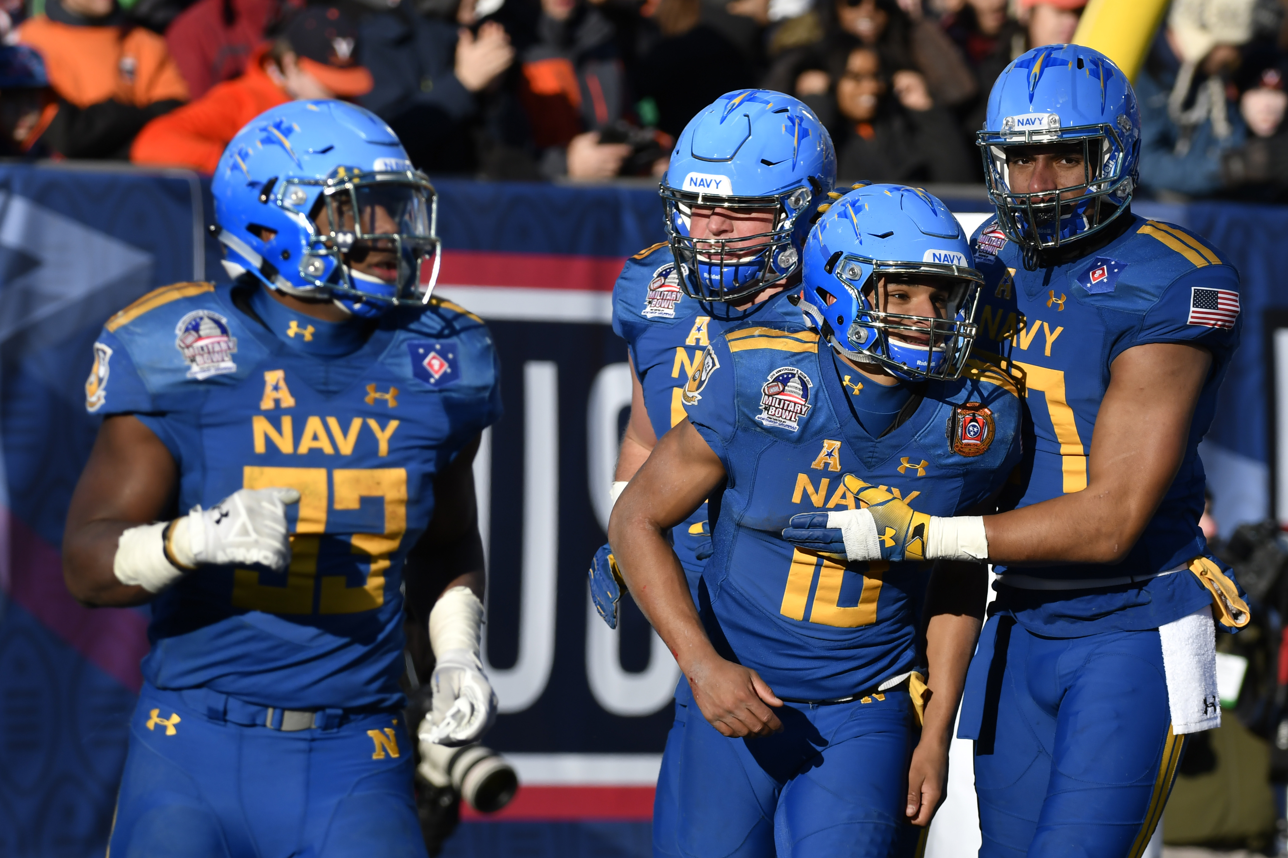 724857719222 Cincinnati Bearcats Football Opponent Preview  Navy Midshipmen ...