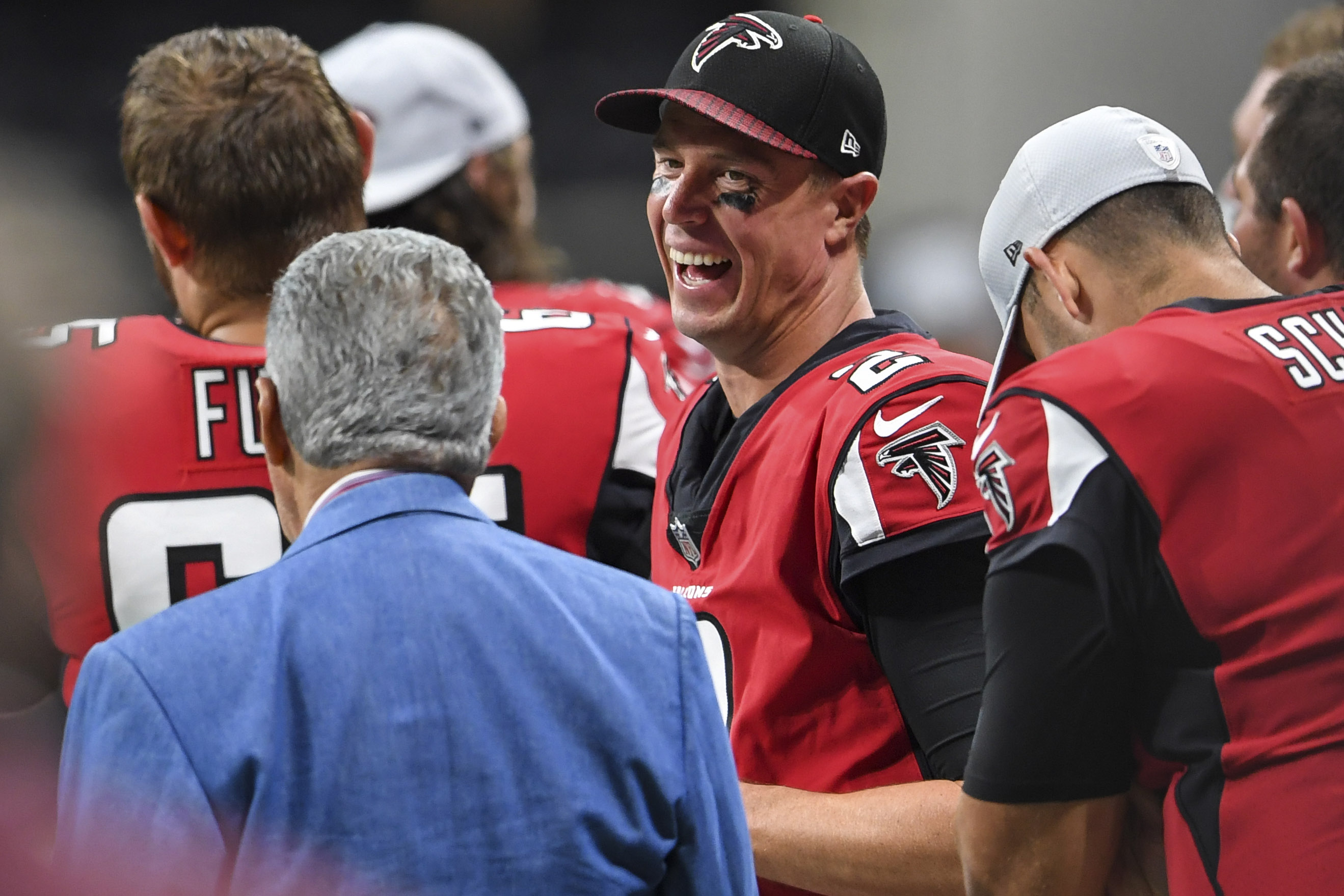 NFL: Kansas City Chiefs at Atlanta Falcons