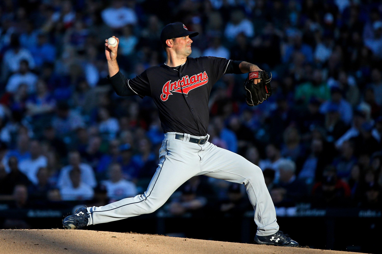 Cleveland Indians v Chicago Cubs