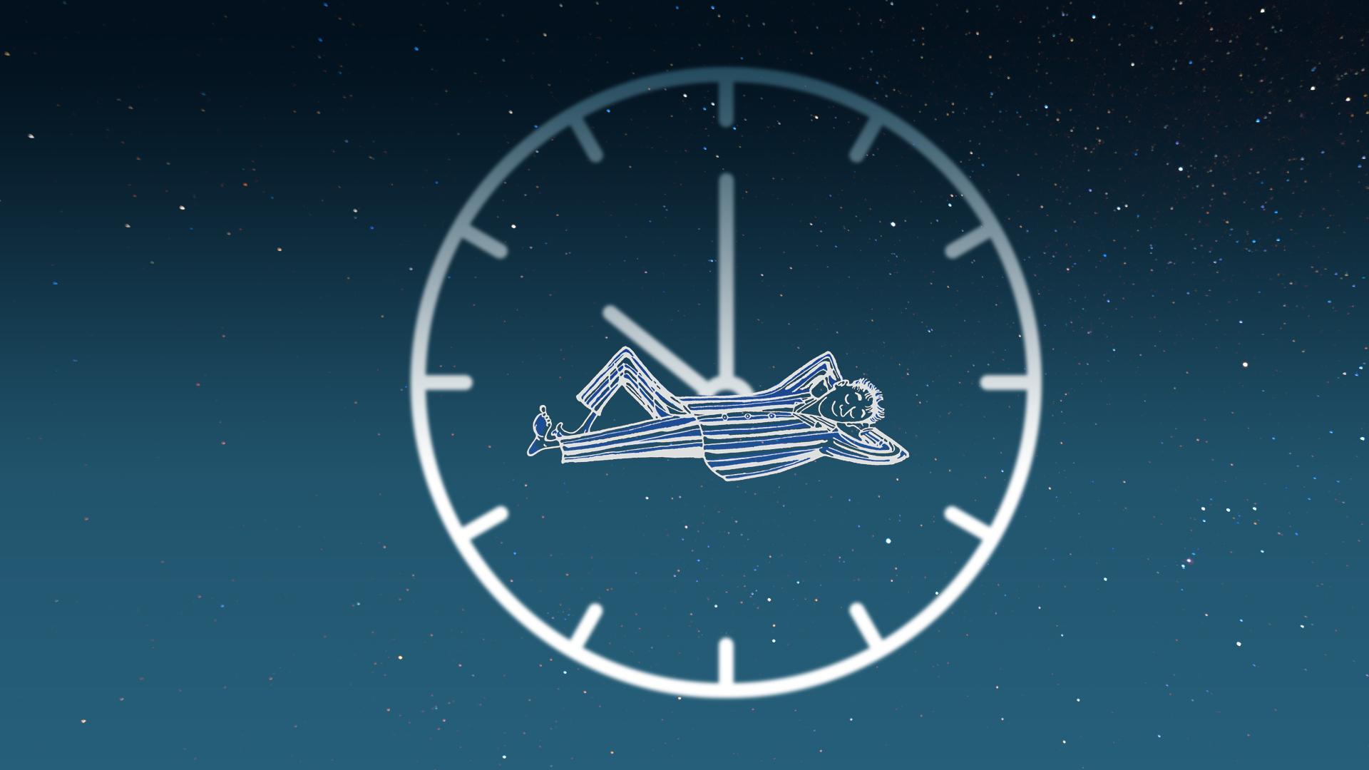 How to get a good night's sleep