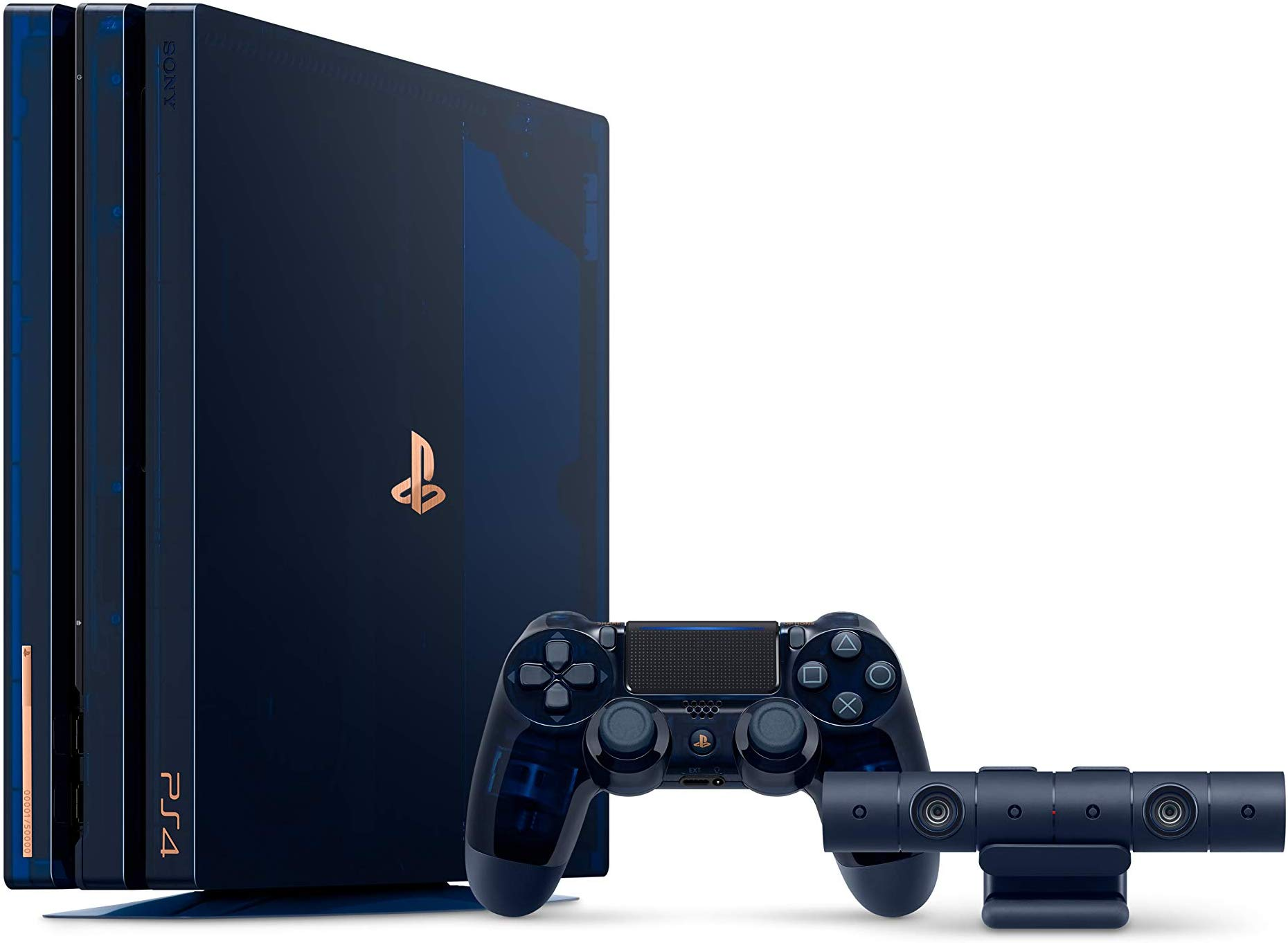 Where and how to buy the super limited edition 500 Million PS4 Pro