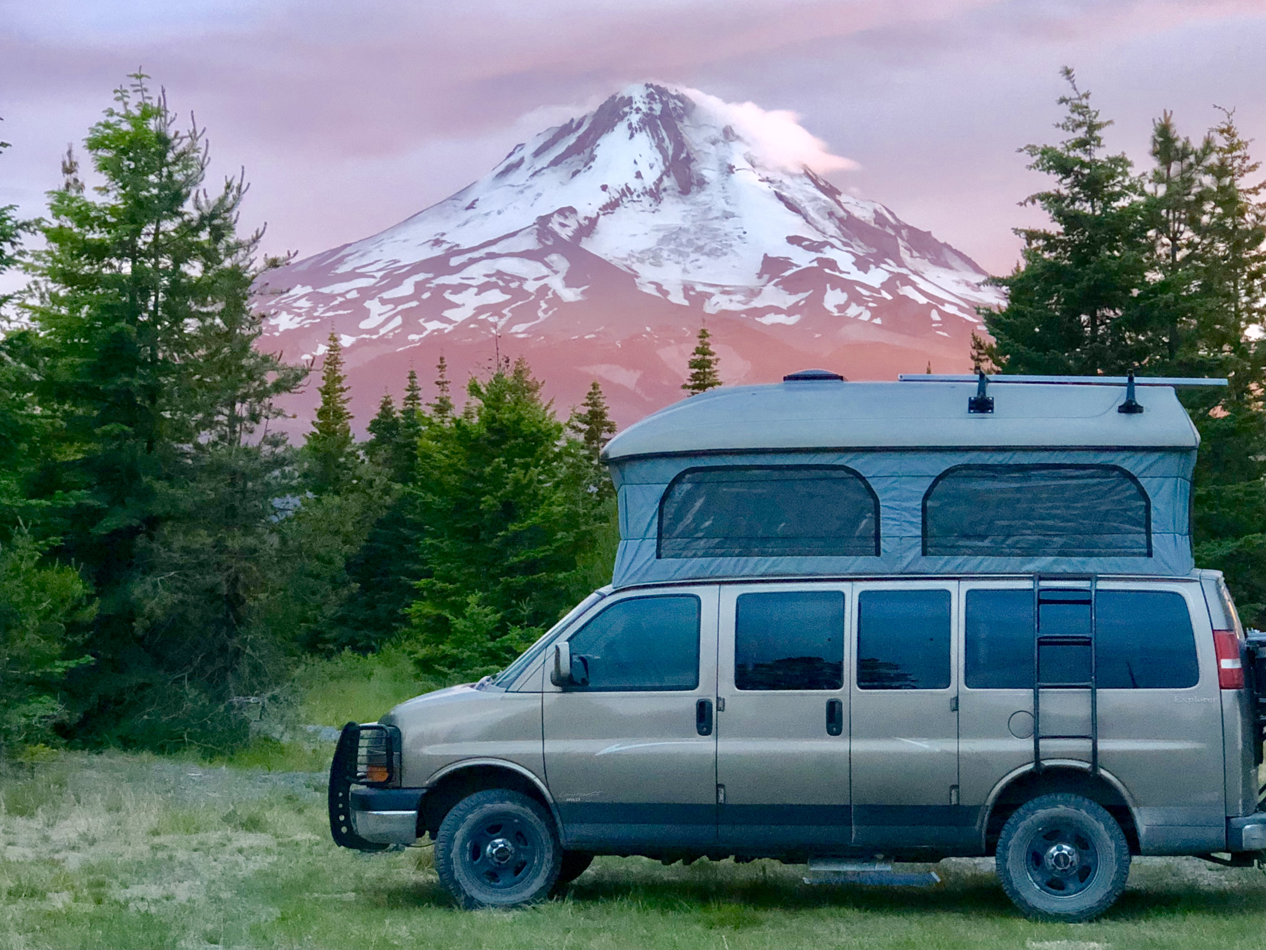 Used Vans For Sale Near Me >> Used Campers For Sale A New Website Helps You Buy A Conversion Van