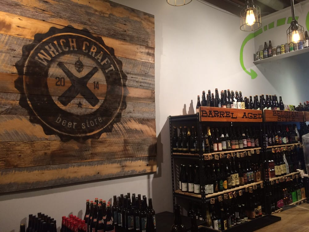 WhichCraft's South Lamar store
