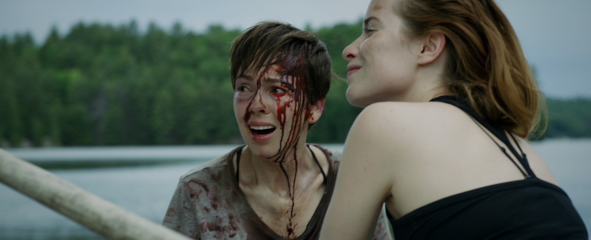 The lesbian slasher What Keeps You Alive challenges the horror genre