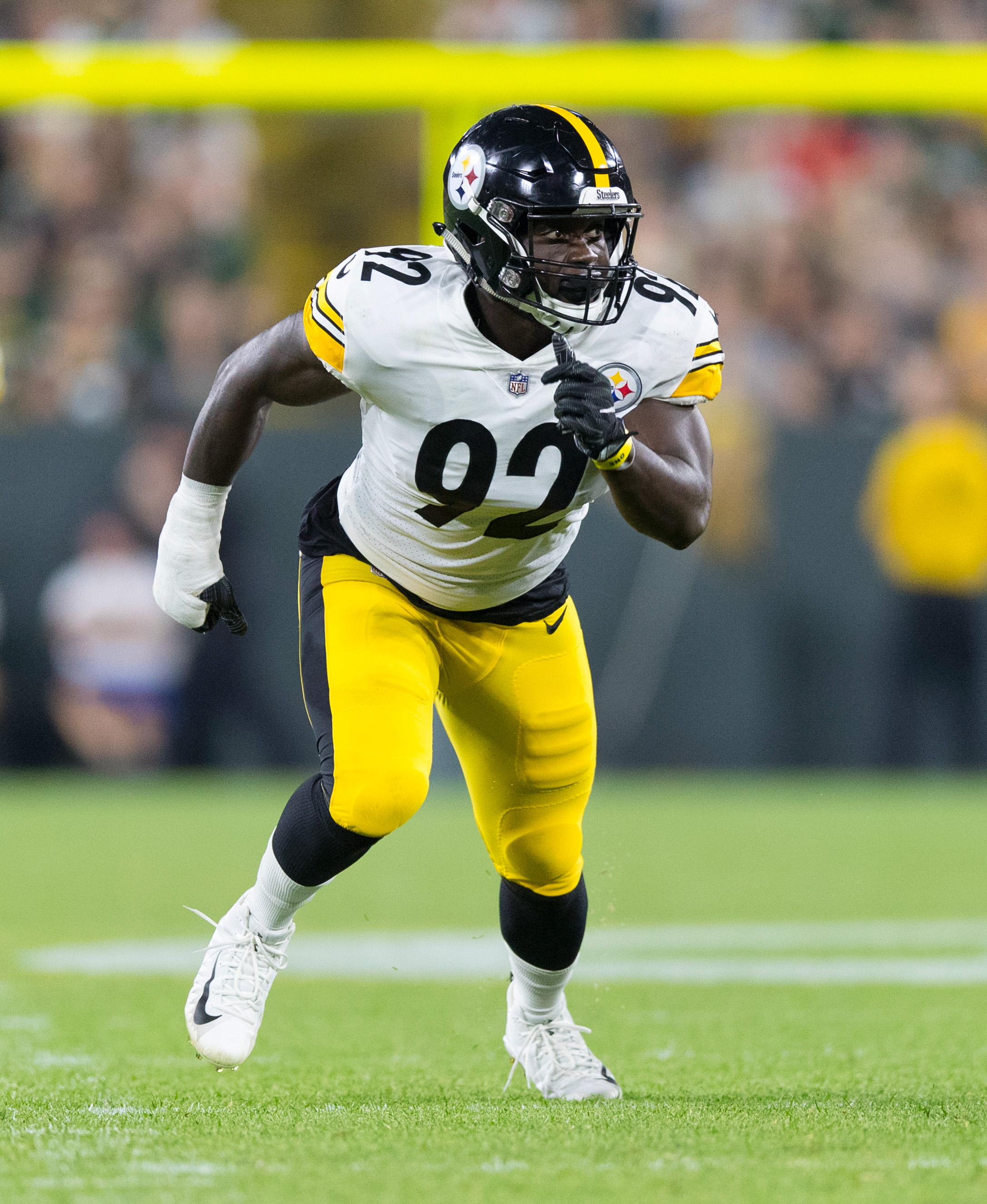 NFL: Pittsburgh Steelers at Green Bay Packers