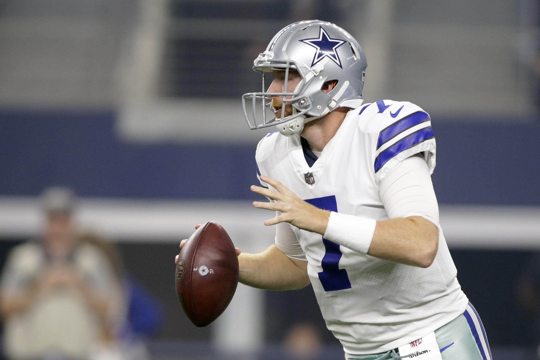 5ac5ef7d1af The Cowboys have a problem at quarterback behind Dak Prescott - Blogging The  Boys