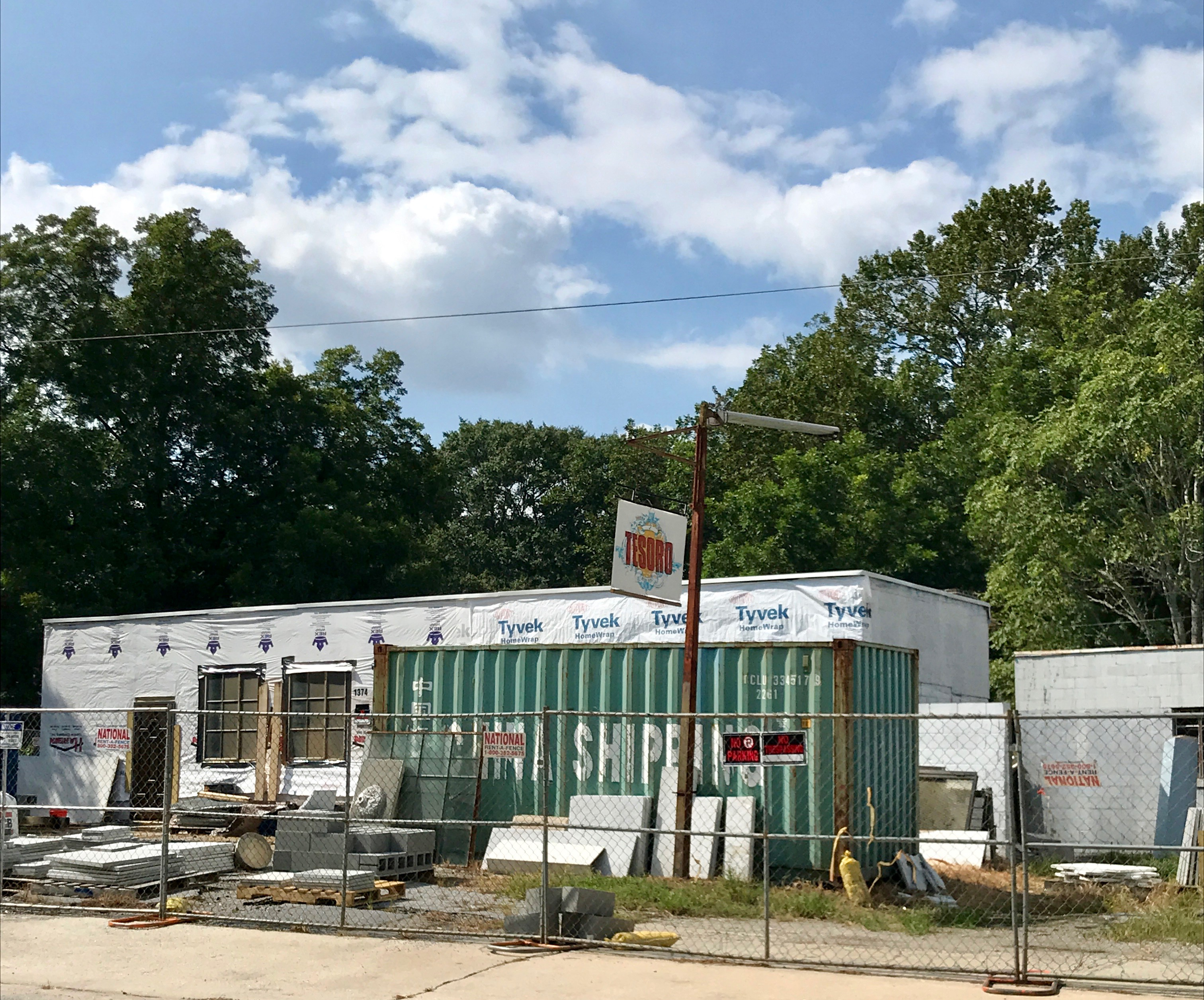 Taqueria El Tesoro is opening on Arkwright Place in Edgewood
