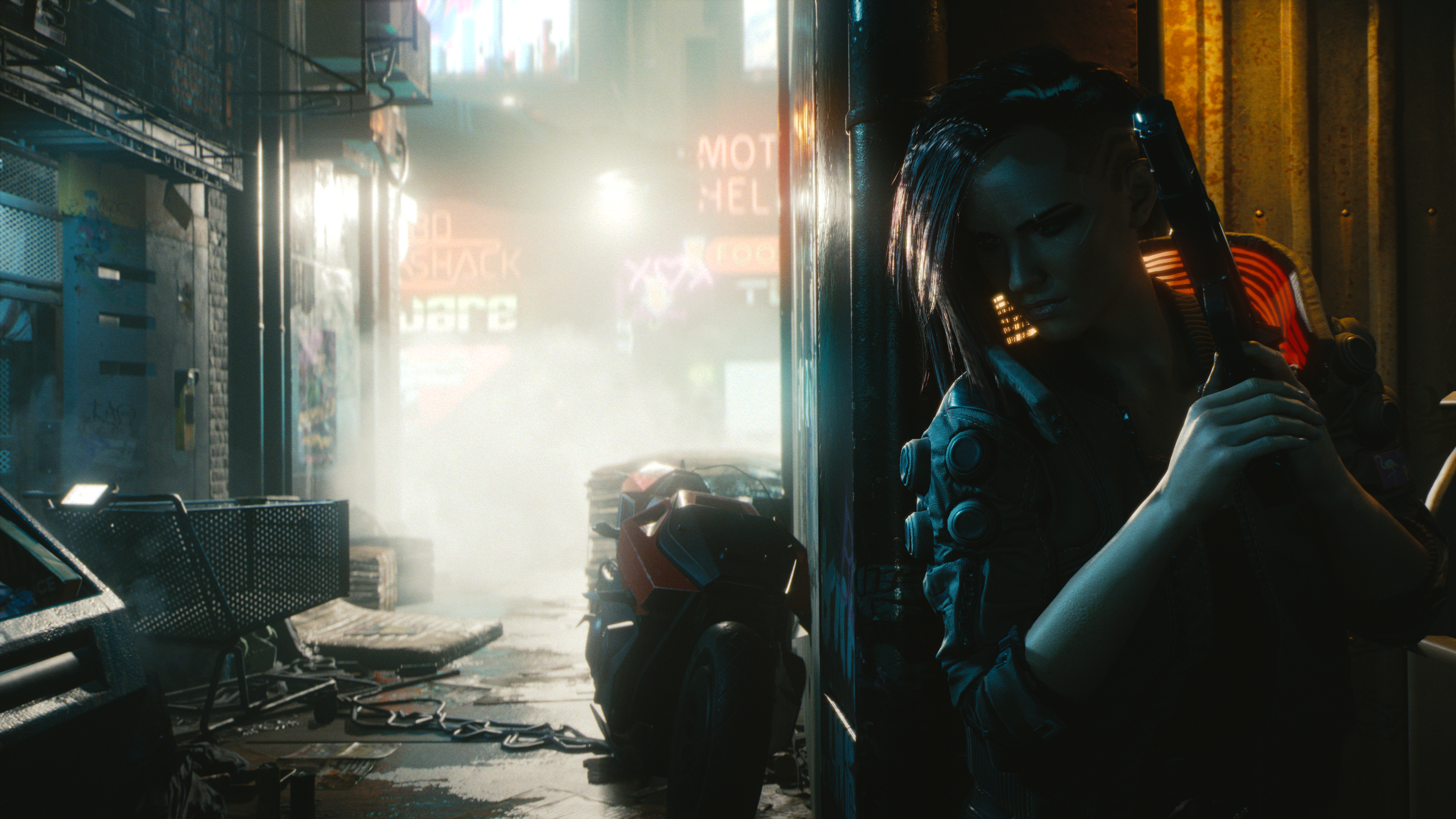 Watch 48 Minutes Of Cyberpunk 2077 Gameplay In 4k The Verge