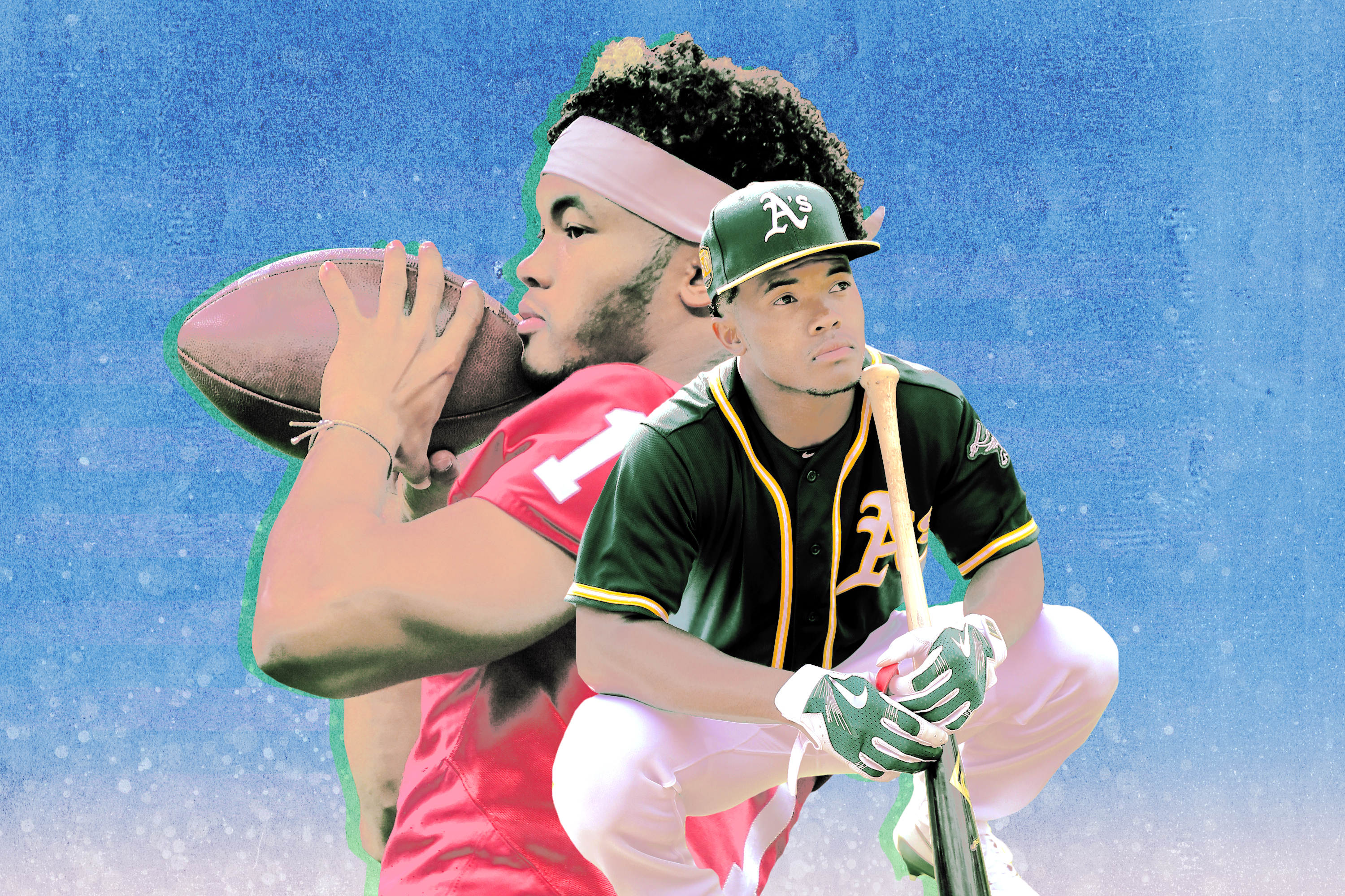 0f0255c28 How Kyler Murray Has Made His Mark on the Two-Sport-Athlete Game ...