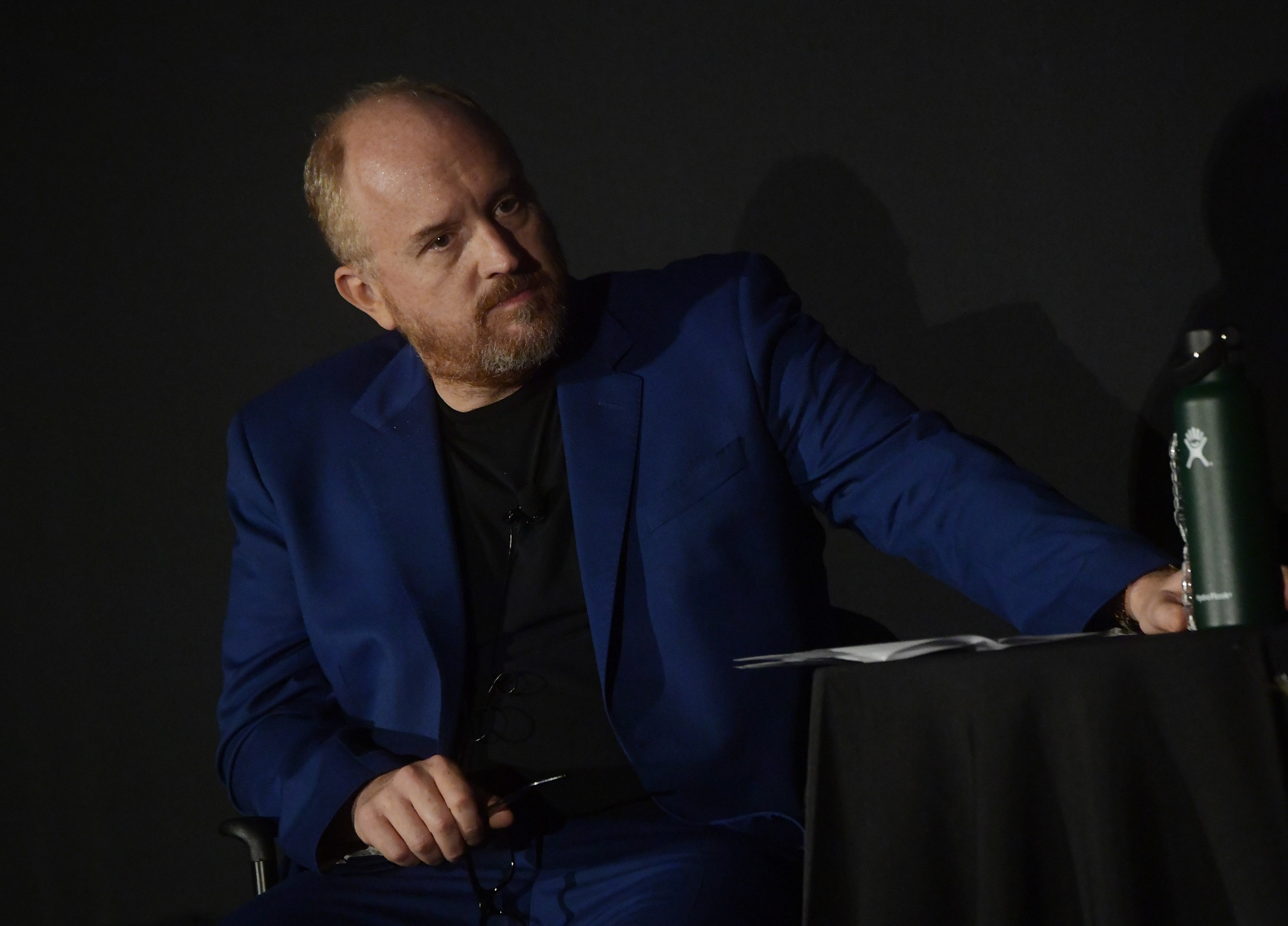Louis C K  scandal: after sexual misconduct, the comedian returns to