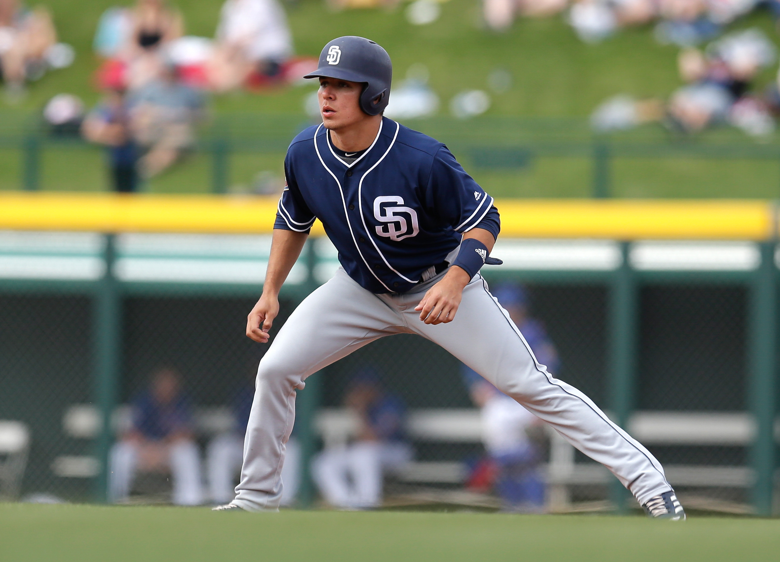 MLB: Spring Training-San Diego Padres at Chicago Cubs