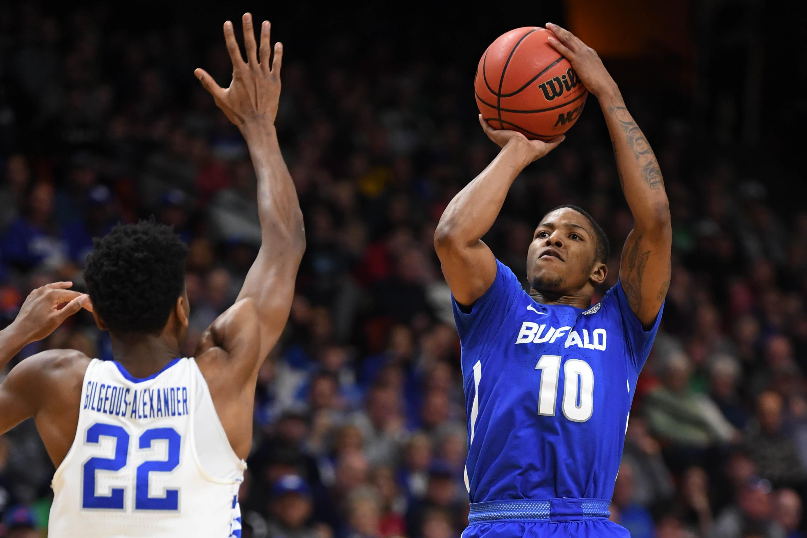 NCAA Basketball: NCAA Tournament-Second Round-Buffalo vs Kentucky