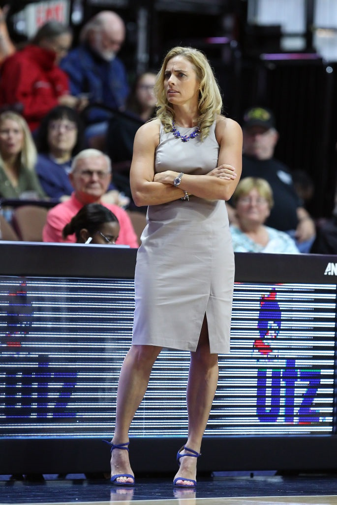 4ded68e1ecf Nicki Collen is the 2018 WNBA Coach of the Year!