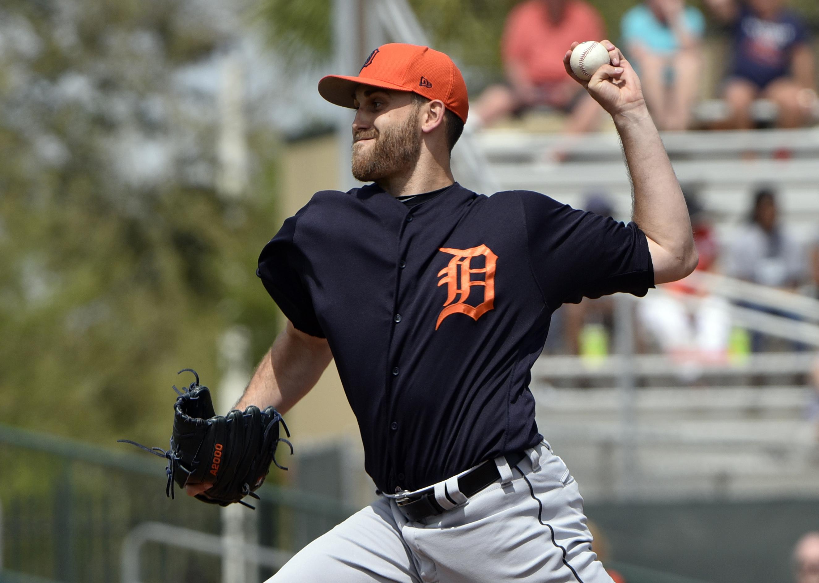 MLB: Spring Training-Detroit Tigers at Miami Marlins