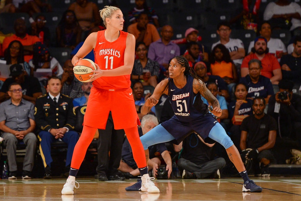 25d4b0db337 GameThread  Semifinals action continues with Game 2 of Mystics-Dream