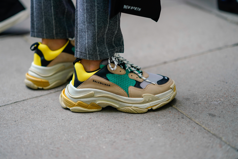 6dc74c5adfe As Yeezys and Balenciaga Sneakers Surge