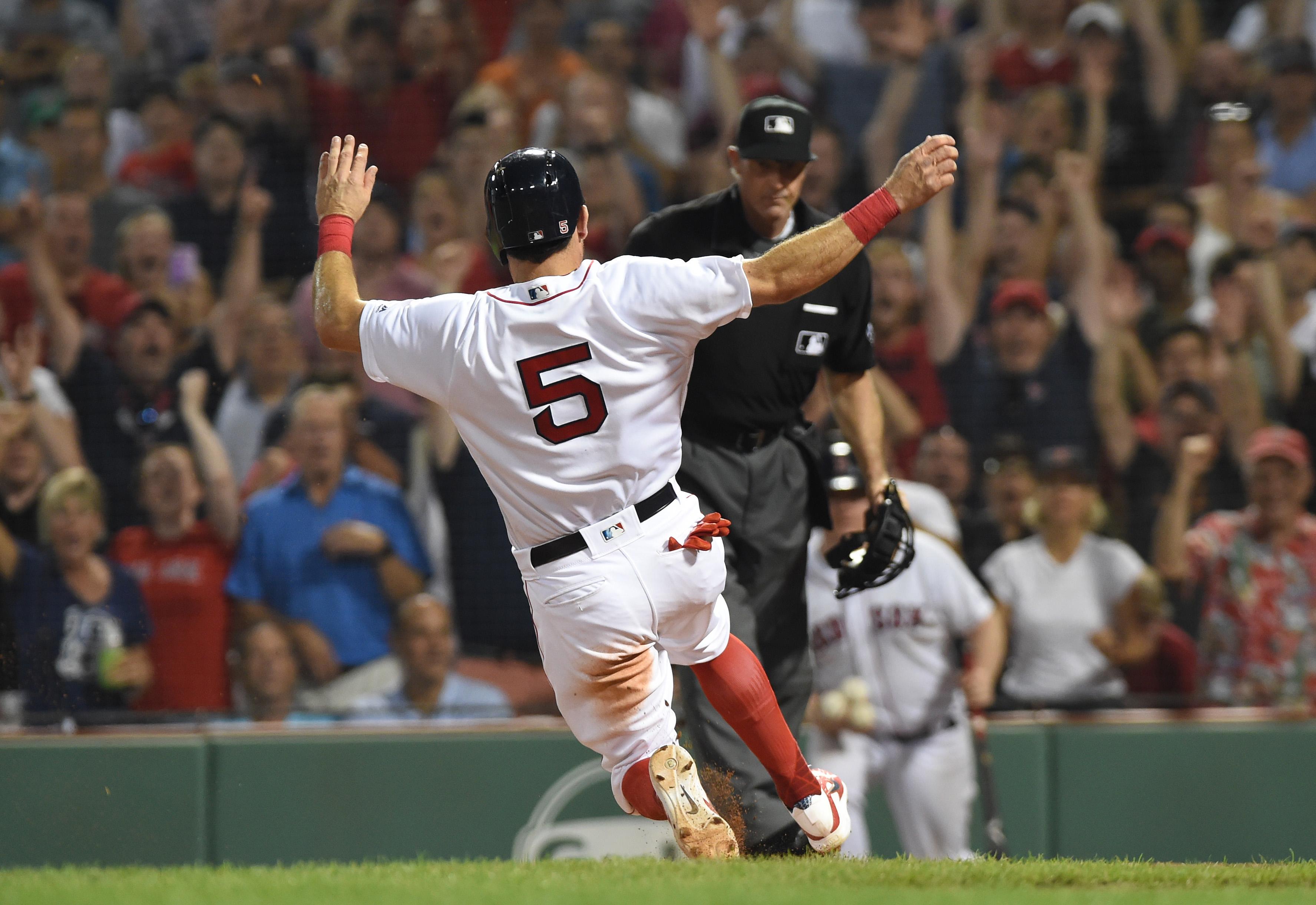 MLB: Miami Marlins at Boston Red Sox
