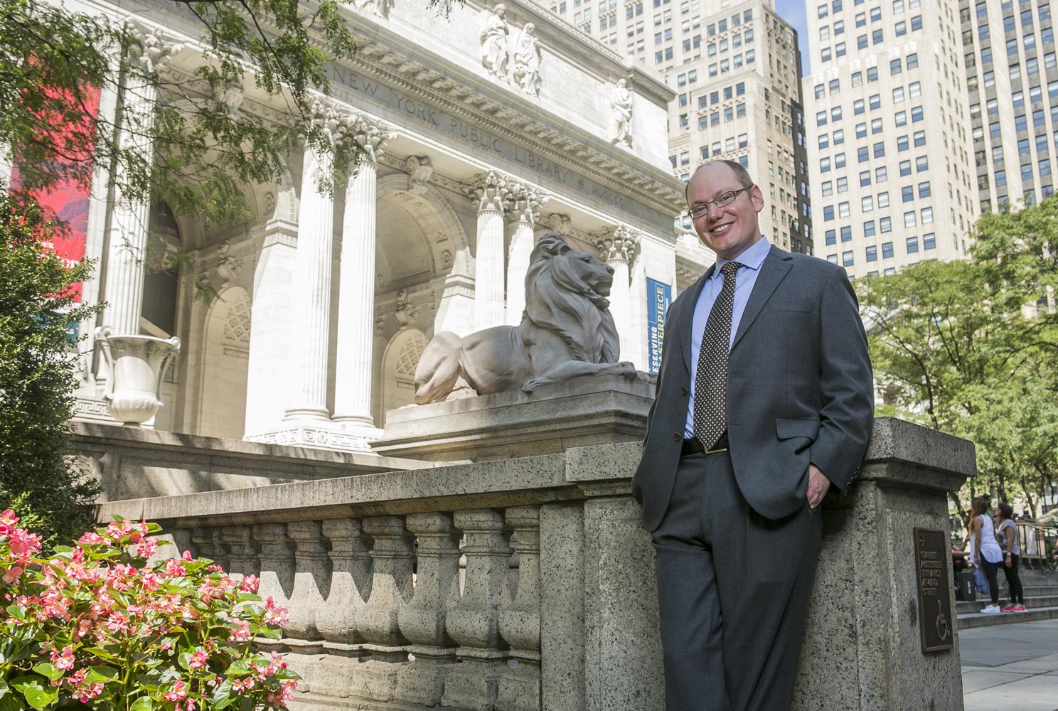 """Temp"" author and economic historian Louis Hyman"