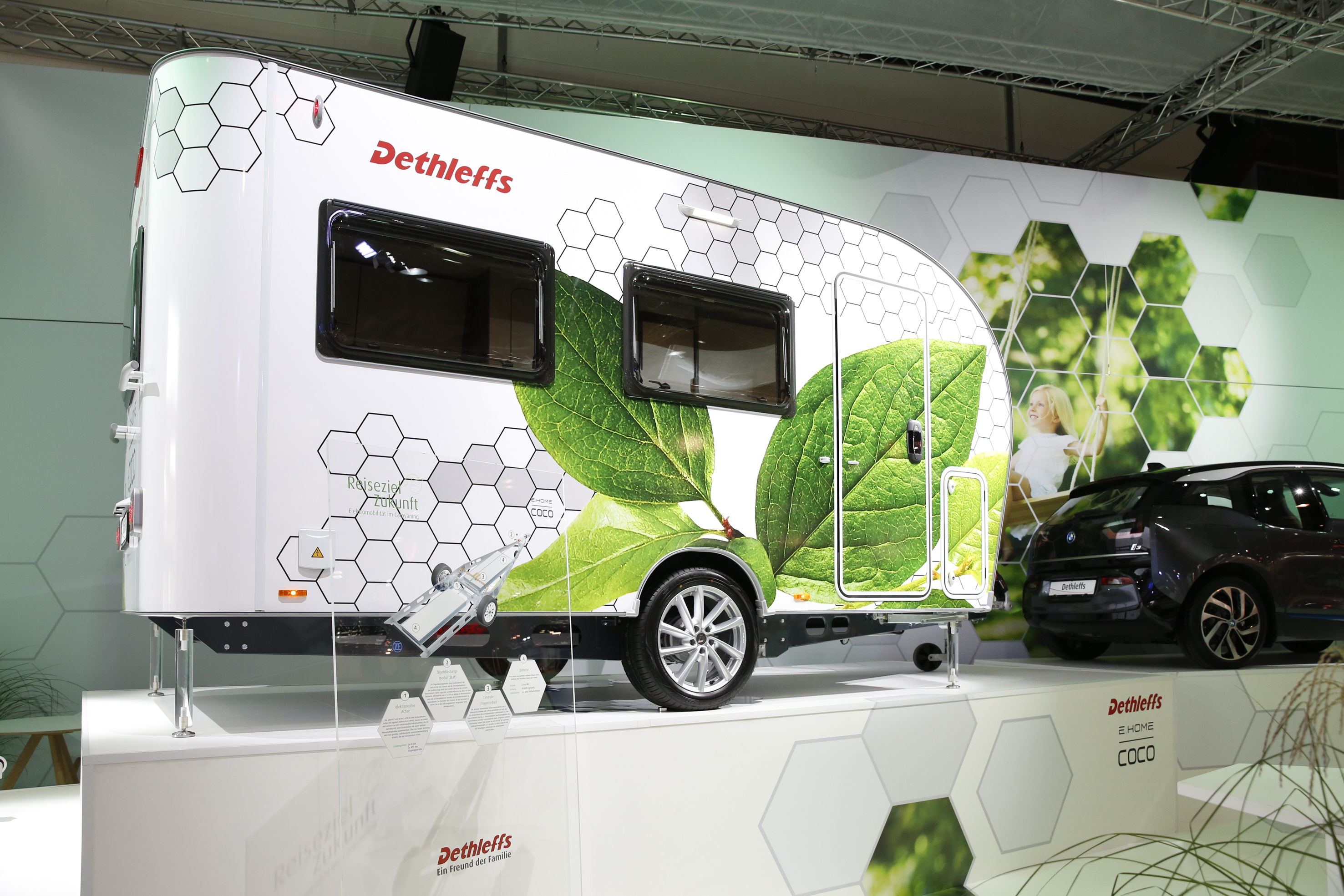 Finally, a camper that could be towed by an electric car